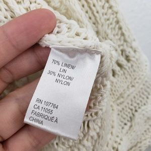 Anthropologie Sweaters - Anthropologie One Girl Who Cardigan Sweater